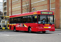 Route 179, First London, DMC41500, LK03LNW, Barking