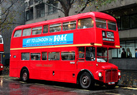 Route 11, London Transport, RML898, WLT898, Aldwych