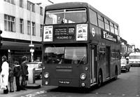 Route 232A, London Transport, DMS1678, THM678M, Hounslow