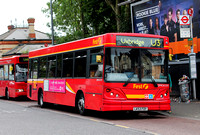Route U3, First London, DMC41539, LK53FDY, West Drayton