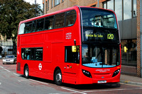 Route 120, London United RATP, ADE3, YX12FNJ, Hounslow