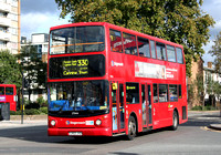 Route 330, Stagecoach London 17944, LX53JYG, Canning Town