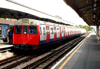 District Line, 5525, Wimbledon