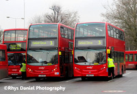 Route 3, Abellio London 9468, LJ09OKA, Crystal Palace