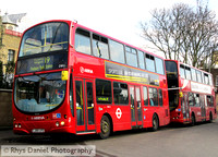 Route 19, Arriva London, DW91, LJ04LFG