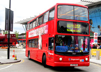 Route 257, Stagecoach London 17847, LX03BZA, Stratford