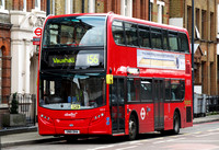 Route 156, Abellio London 2417, SN61DHA, Vauxhall