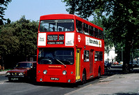 Route 263, London Transport, DMS24, EGP24J, Finchley