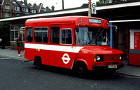 Route H2, London Transport, FS24, CYT24V, Golders Green