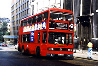 Route 6, London Transport, T323, KYV323X