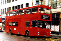 Route 7, London Transport, M1415, C415BUV, Soho