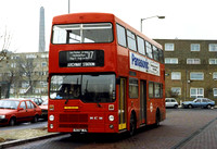 Route 17, London Transport, M1287, B287WUL, Archway