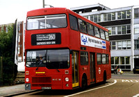 Route 260, London Transport, M1339, C339BUV, North Finchley