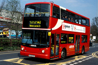 Route 142, Arriva The Shires 6017, KL52CXJ, Brent Cross