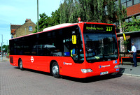 Route 227, Stagecoach London 23102, LX12DKL, Bromley