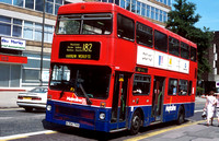 Route 182, Metroline, M1004, A704THV, Wembley
