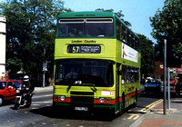 Route 57, London & Country, LR75, B275LPH, Kingston