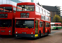 Route 130, London Transport, DMS2281, THX281S, West Croydon
