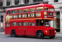 Route 9, First London, RM1204, 204CLT, Piccadilly Circus