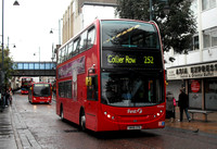 Route 252, First London, DN33544, SN58CFK, Romford