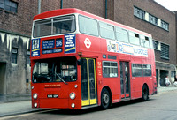 Route 296: Copthall Stadium - Hendon Central Stn [Withdrawn]