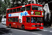 Route 176, Arriva London, L37, C37CHM, Aldwych
