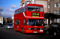 Route 417, Arriva London, L169, D169FYM, Clapham Old Town