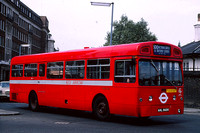Route 500, London Transport, MBA562, AML562H