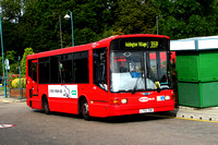Route 359, Metrobus 142, LT02ZDR, Addington Village