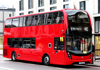 Route 415, Abellio London 2400, YY64GXG, Elephant & Castle