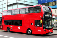 Route 415, Abellio London 2514, YY64TZO, Elephant & Castle