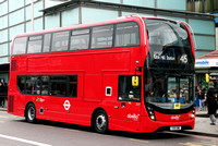 Route 415, Abellio London 2517, YX15OWE, Elephant & Castle