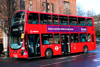Route 41, Arriva London, DW333, LJ60AXS, Archway