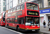 Route 87, London General, PVL203, X503EGK, The Strand