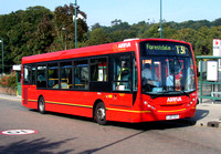Route T31, Arriva London, ENL3, LJ07ECY, Addington Village