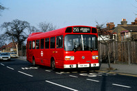 Route 255: South Woodford - Loughton Station [Withdrawn]