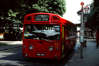 Route 273, London Transport, SM34, AML34H