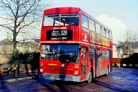Route 329, Leaside Buses, M664, KYV664X
