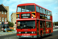 Route B3, East London Buses, T148, CUL148V