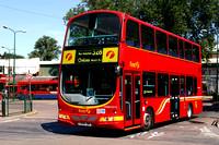 Route 328, First London, VNW32415, LK04JBX, Golders Green