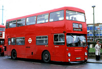 Route 158, London Transport, DMS1625, THM625M, Chingford Mount