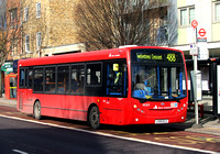 Route 488, East London ELBG 36069, LX59ECZ, Clapton