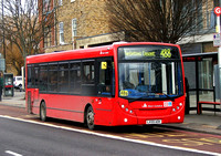 Route 488, East London ELBG 36057, LX59AOH, Clapton