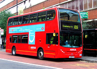 Route 135, Arriva London, T26, LJ08CVA, Old Street