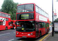 Route 101, East London ELBG 17220, V220MEV, Beckton