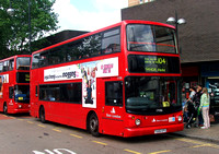Route 104, East London ELBG 17086, T686KPU, Stratford