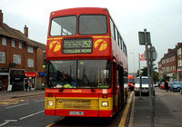 Route 252, First London 242, P242HMD, Collier Row