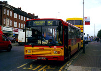 Route 252, First London 796, M796MPM, Collier Row