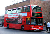 Route 427, First London, TNL32914, W914VLN, Uxbridge