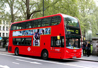 Route C2, Abellio London 9538, SN12ACU, Victoria